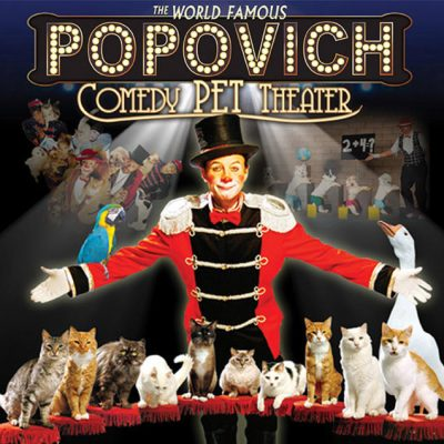 Popovich Comedy Pet Theater ONE HOUR ONE ACT FAMIL...