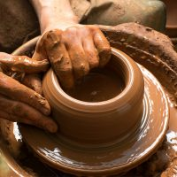 Create Pottery for the Gas Kiln