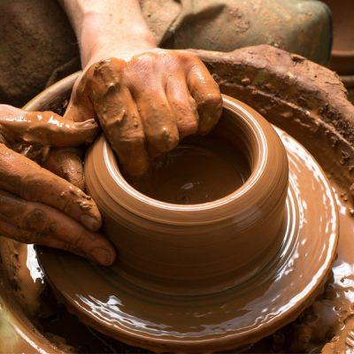 Create Basic Pottery