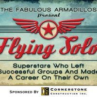 Flying Solo by the Fabulous Armadillos