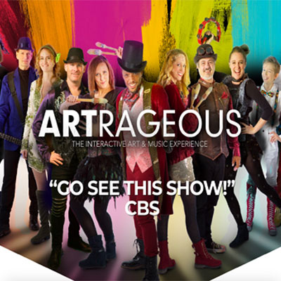 ARTRAGEOUS! An interactive music and art experienc...