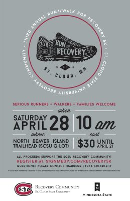 3rd Annual Run/Walk for Recovery 5k