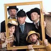 Baskerville! A Sherlock Holmes Mystery by Walnut Street Theatre