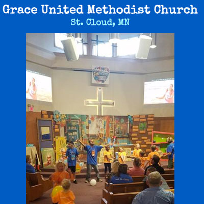 Grace United Methodist Church St Cloud
