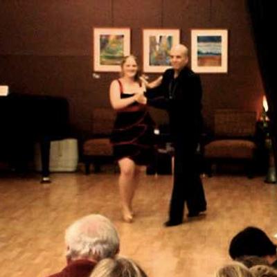 Ballroom Dance Group Class & Dance Party - Fridays...