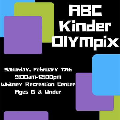 ABC Kinder Olympix
