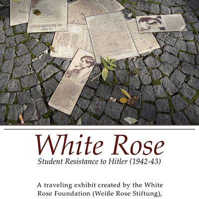 White Rose Exhibit