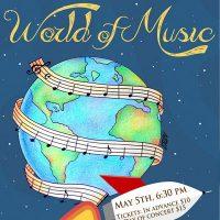 Wirth Center Spring Gala: World of Music