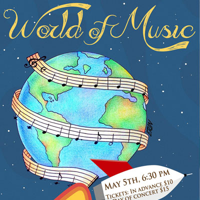 Wirth Center Spring Gala: World of Music