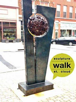 Sculpture Walk St. Cloud