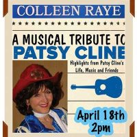 Tribute to Patsy Cline - Colleen Raye