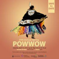 25th Annual Spring Powwow
