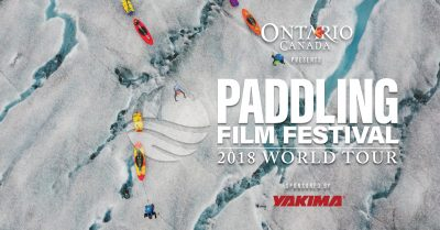 Paddling Film Festival World Tour