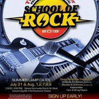 School of Rock 2018