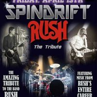 Spindrift : a tribute to RUSH