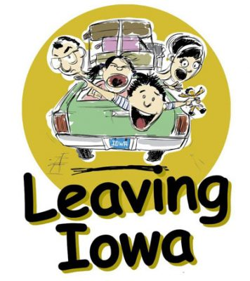 Leaving Iowa
