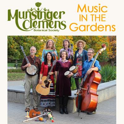 Music In the Gardens: Random Road