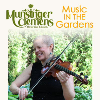 Music in the Gardens: Cristina Seaborn