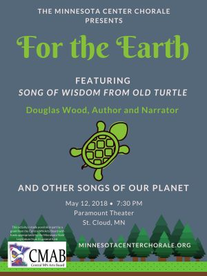 For the Earth, featuring Song of Wisdom from Old T...