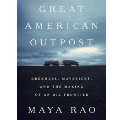Author Talk - Maya Rao