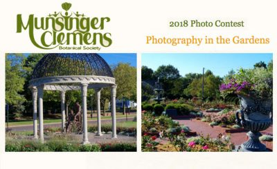 2018 Photography in the Gardens