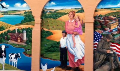 Sauk Centre Community Mural