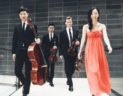 The Rolston String Quartet Family Concert