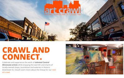 Downtown Art Crawl of St. Cloud