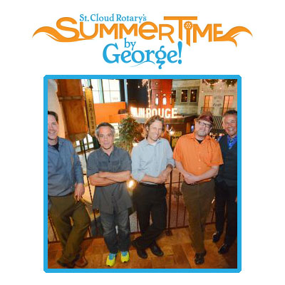 Summertime by George: Collective Unconscious