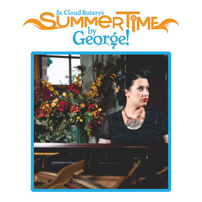 Summertime by George: Davina and The Vagabonds