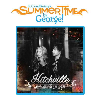 Summertime by George: Hitchville