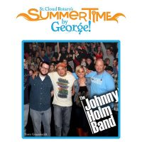 Summertime by George: The Johnny Holm Band