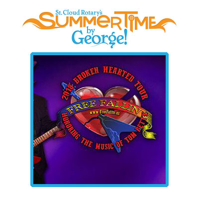 Summertime by George: Free Fallin - A Tribute to T...