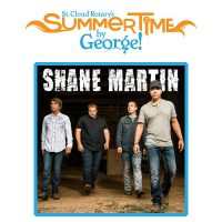 Summertime by George: Shane Martin