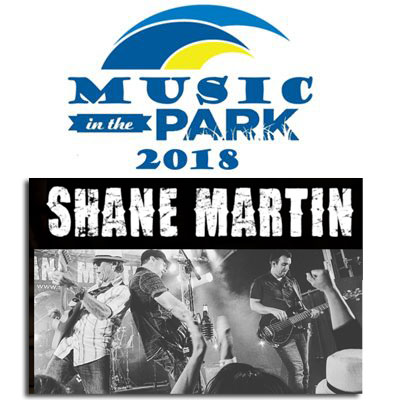 Music in the Park: Shane Martin