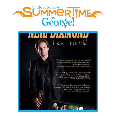 Summertime by George: Matt Vee Family and Friends