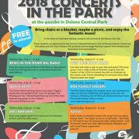 2018 Delano Concerts in the Park