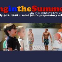 Sing in the Summer Music Camp