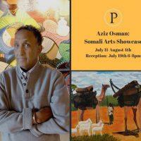 Aziz Osman: Somali Arts Showcase