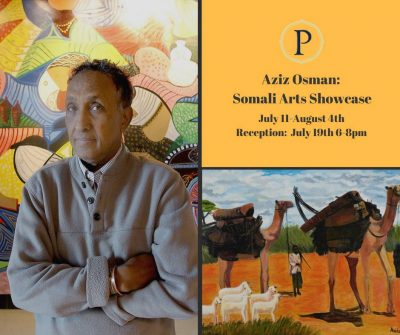 Aziz Osman: Somali Arts Showcase