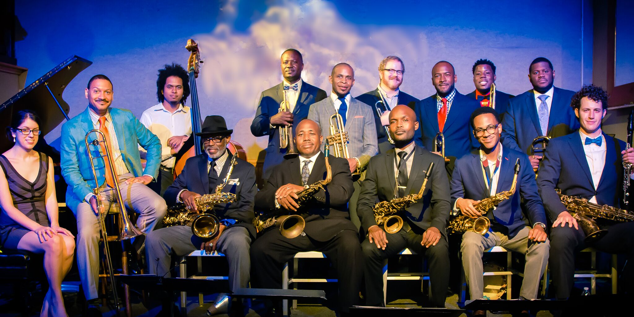 Delfeayo Marsalis & The Uptown Jazz Orchestra presented by