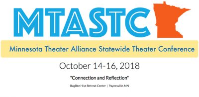 Minnesota Theater Alliance Statewide Theater Confe...