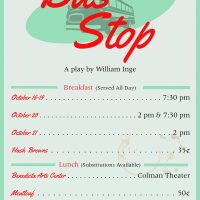 CSB/SJU Theater Department Bus Stop by William Inge