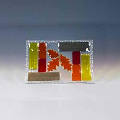Create a Fused Glass Serving Dish