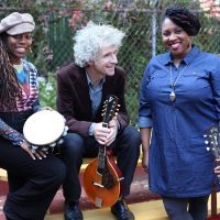 The Dan Zanes Trio