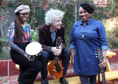 The Dan Zanes Trio
