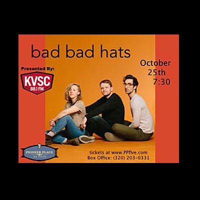bad bad hats