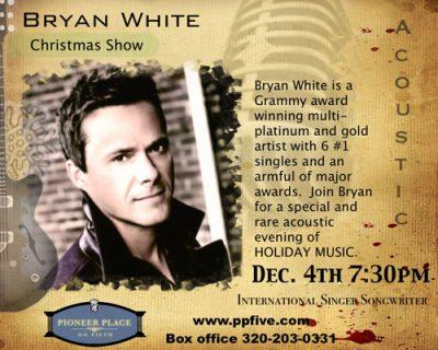 Bryan White Christmas Show
