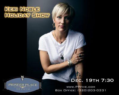Keri Noble Christmas Show