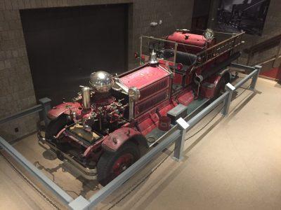 Firefighting Exhibit Display shines with Impressiv...